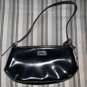 GUESS Black Mini Purse